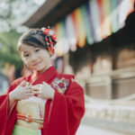 七五三・7歳女の子の着物で人気の色・柄・素材は?